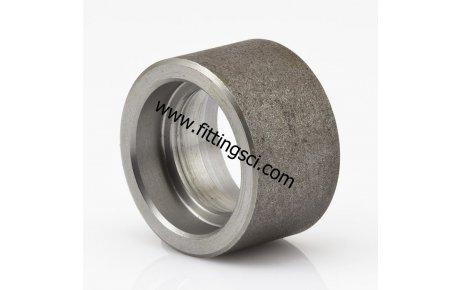 MANŞON Astm A105  Dövme Karbon Çelik Soket Kaynaklı