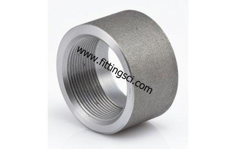 YARIM MANŞON Astm A105 Dövme Karbon Çelik Dişli