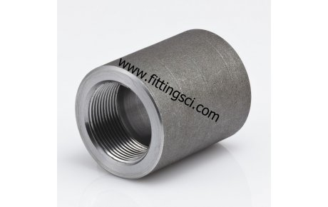 MANŞON Astm A105 Dövme Karbon Çelik Dişli