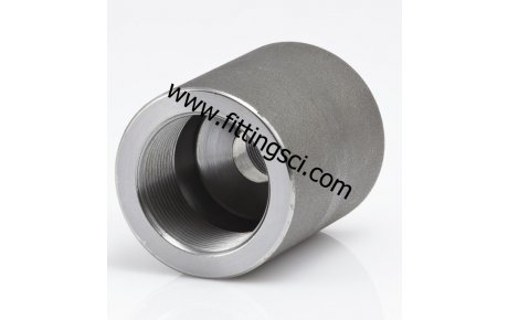 MANŞON REDÜKSİYON Astm A105 Dövme Karbon Çelik Dişli